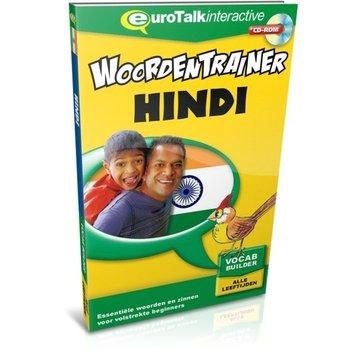 Eurotalk Woordentrainer ( Flashcards) Hindi voor kinderen - Woordentrainer Hindi