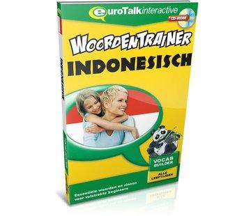 Eurotalk Woordentrainer ( Flashcards) Cursus Indonesisch voor kinderen - Flashcards