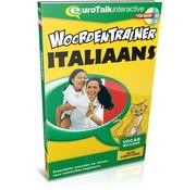 Eurotalk Woordentrainer ( Flashcards) Cursus Italiaans voor kinderen - Flashcards