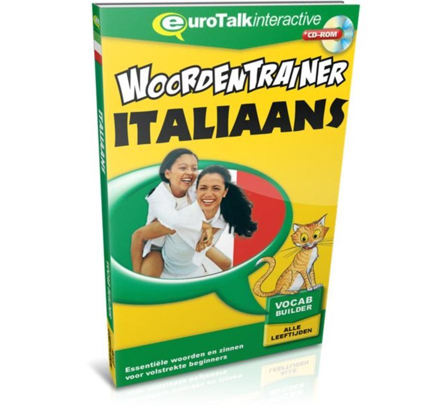Italiaans voor kinderen - Woordentrainer Italiaans