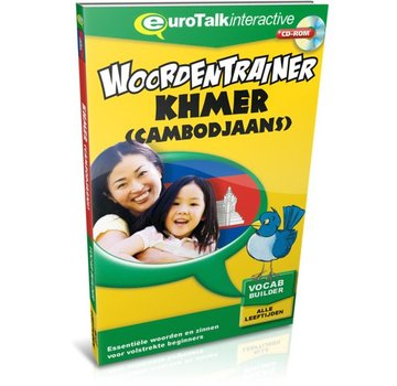 Eurotalk Woordentrainer ( Flashcards) Khmer voor kinderen - Woordentrainer Khmer