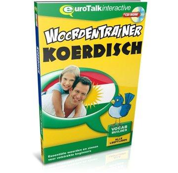 Eurotalk Woordentrainer ( Flashcards) Koerdisch voor kinderen - Woordentrainer Koerdisch