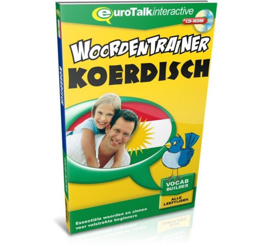 Koerdisch voor kinderen - Woordentrainer Koerdisch