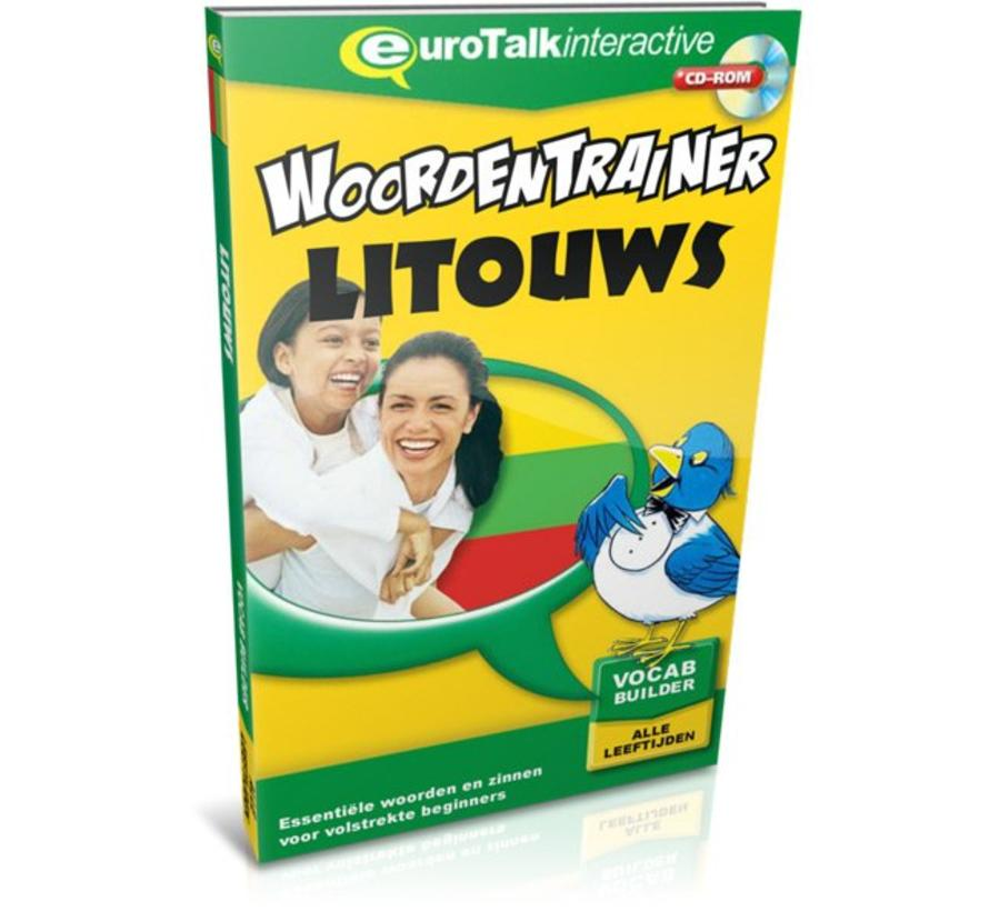 Litouws voor kinderen - Woordentrainer Litouws