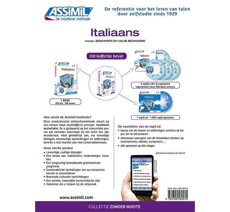 Assimil Italiaans zonder moeite (Superpack)