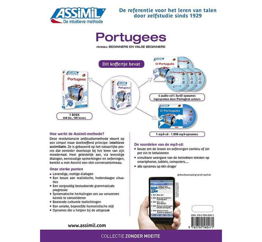 Assimil Portugees zonder moeite - Superpack