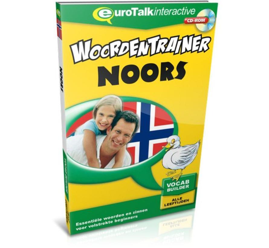 Cursus Noors voor kinderen - Woordentrainer Noors