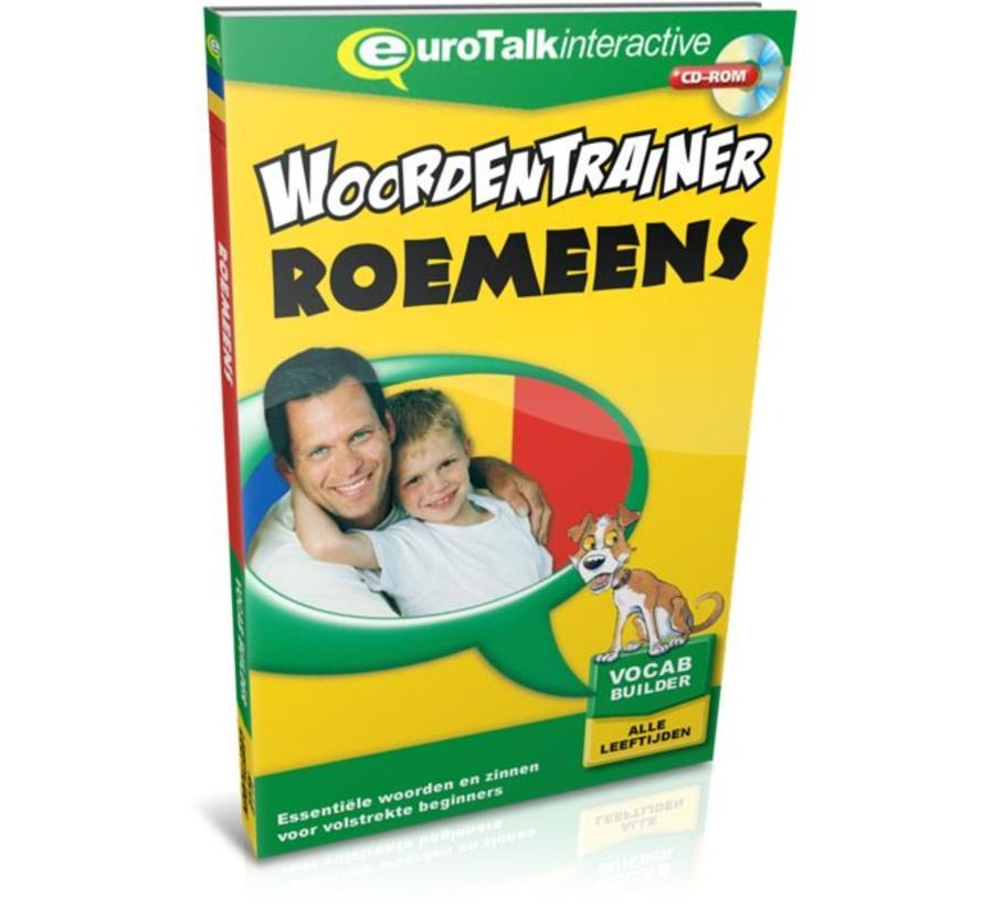 Roemeens voor kinderen - Woordentrainer Roemeens