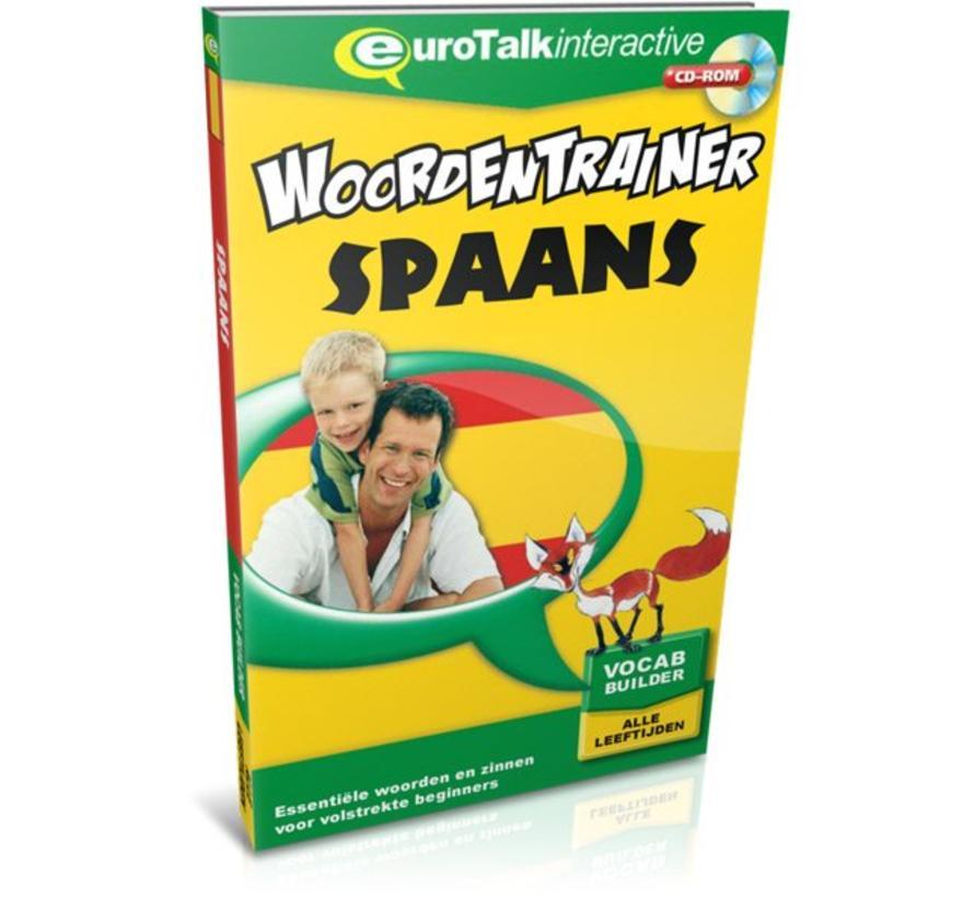 Cursus Spaans voor kinderen - Woordentrainer Spaans