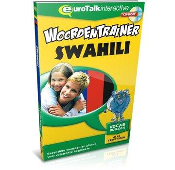 Eurotalk Woordentrainer ( Flashcards) Swahili leren voor kinderen - Cursus Swahili voor kids