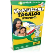 Eurotalk Woordentrainer ( Flashcards) Filipijns voor kinderen - Woordentrainer Tagalog (Filipijns)
