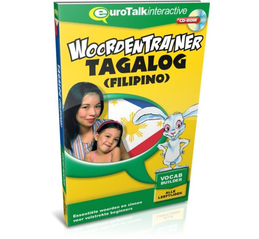 Tagalog voor kinderen - Woordentrainer Tagalog