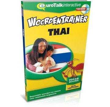 Eurotalk Woordentrainer ( Flashcards) Cursus Thais voor kinderen - Flashcards Thais