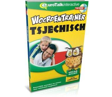 Eurotalk Woordentrainer ( Flashcards) Cursus Tsjechisch voor kinderen - Flashcards