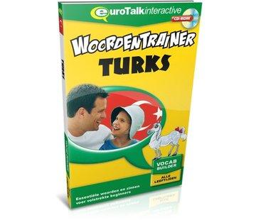 Eurotalk Woordentrainer ( Flashcards) Cursus Turks voor kinderen - Woordentrainer Turks