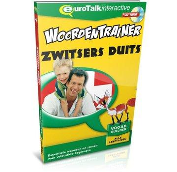 Eurotalk Woordentrainer ( Flashcards) Zwitsers Duits leren voor kinderen - Flashcards