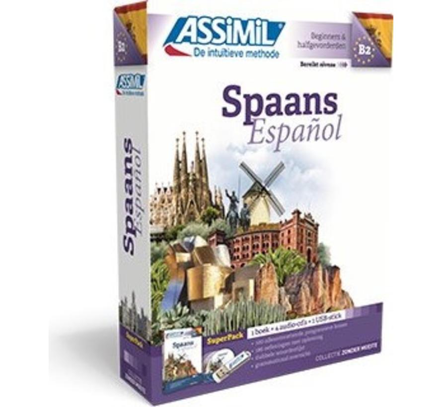 Assimil Spaans zonder moeite - Superpack