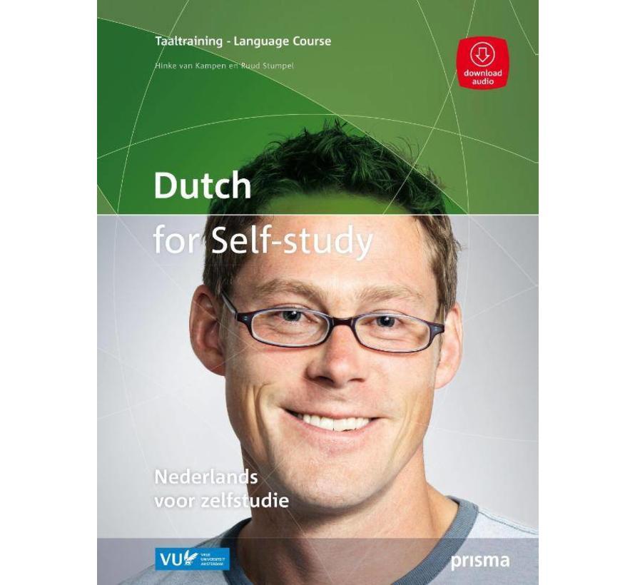 Prisma Dutch for Self-Study - Nederlands voor Zelfstudie (Leerboek + Audio)