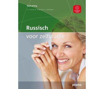 Prisma taalcursussen Russisch leren voor Zelfstudie (Leerboek + Audio)