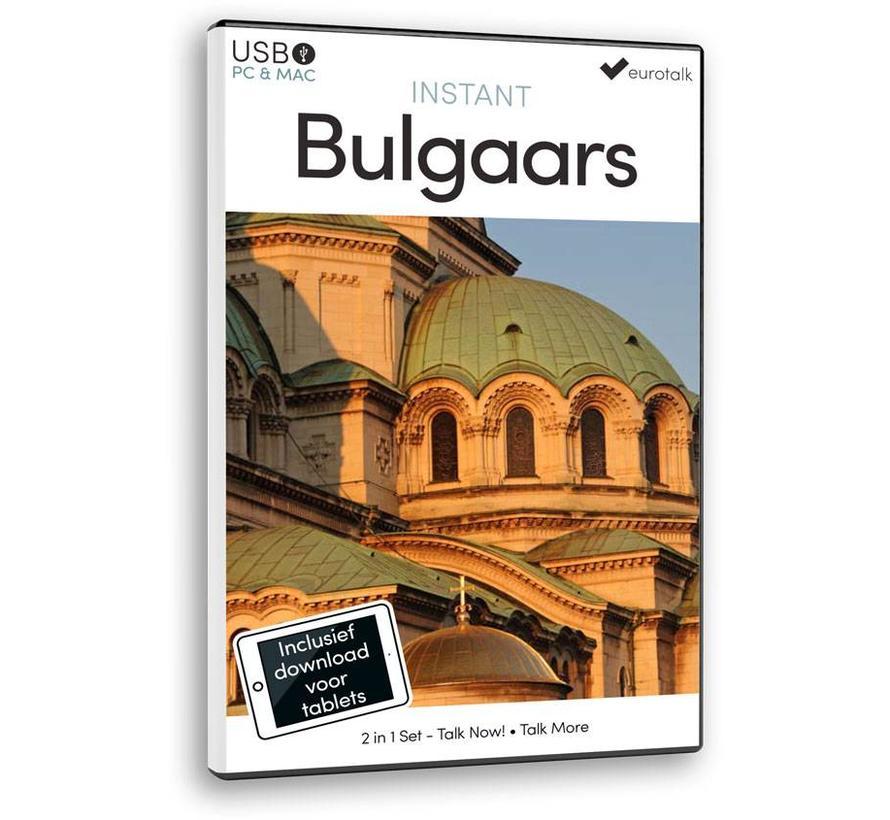 Instant Bulgaars voor Beginners