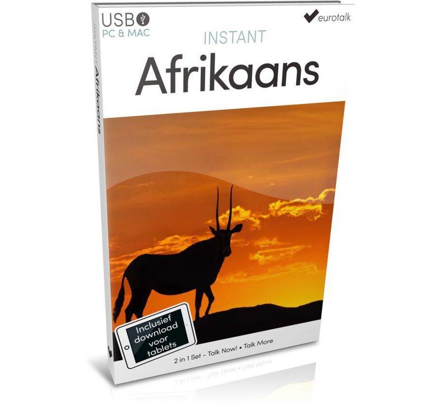 Instant Afrikaans  leren voor Beginners