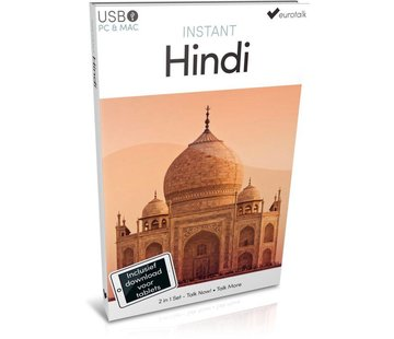 Eurotalk Instant Instant Hindi voor Beginners