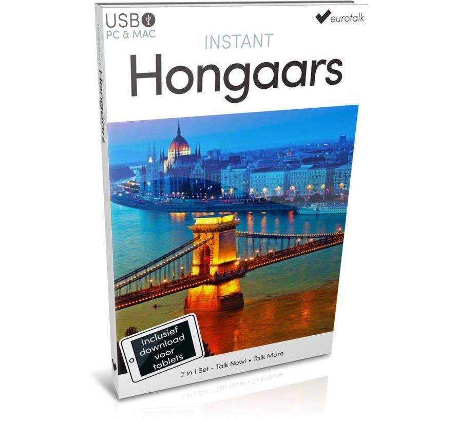 Instant Hongaars voor Beginners