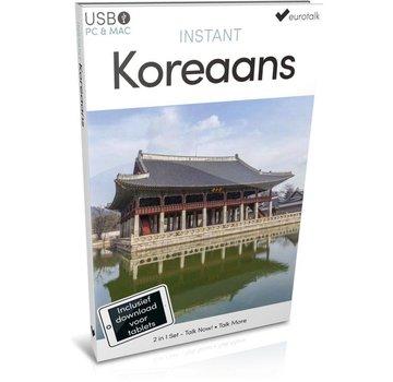 Eurotalk Instant Instant Koreaans voor Beginners