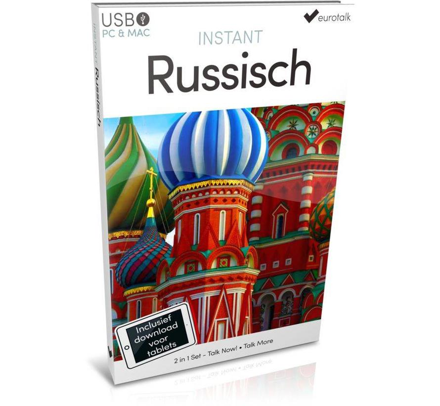 Instant Russisch voor Beginners
