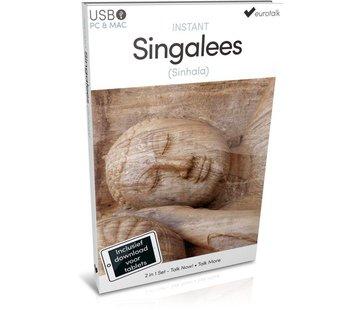 Eurotalk Instant Instant Sinhala  leren voor Beginners
