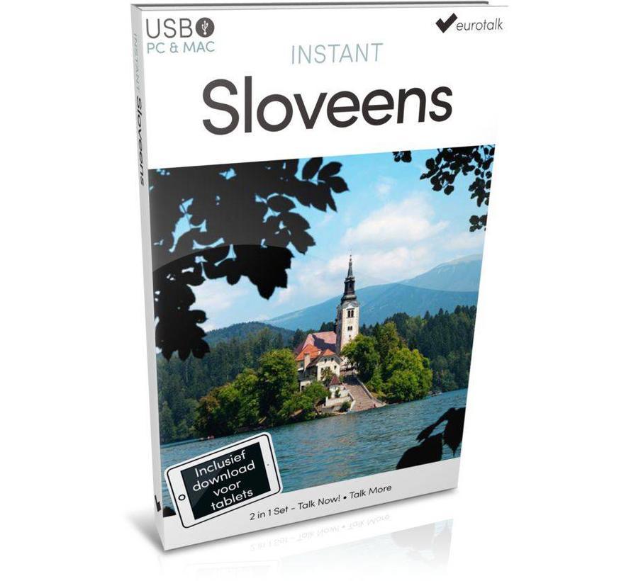Instant Sloveens voor Beginners