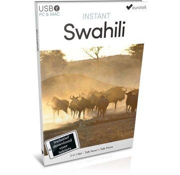 Eurotalk Instant Instant Swahili voor Beginners