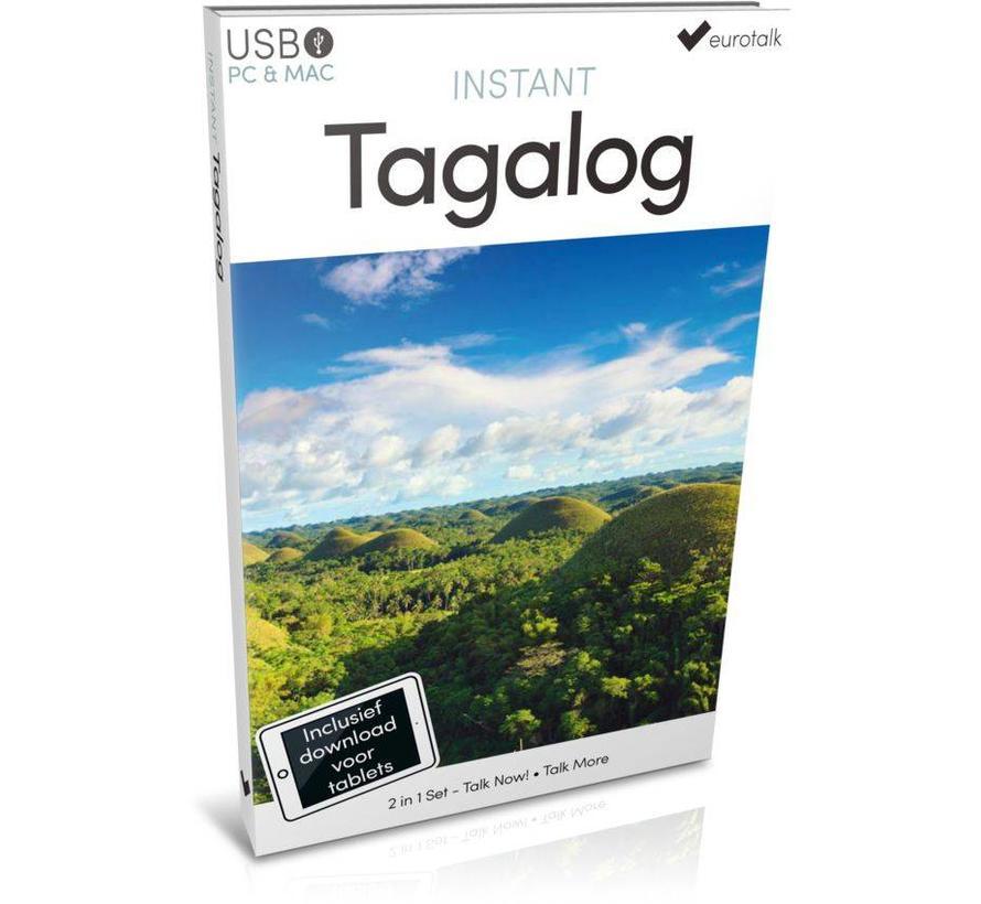 Leer Filipijns - Instant Tagalog voor Beginners