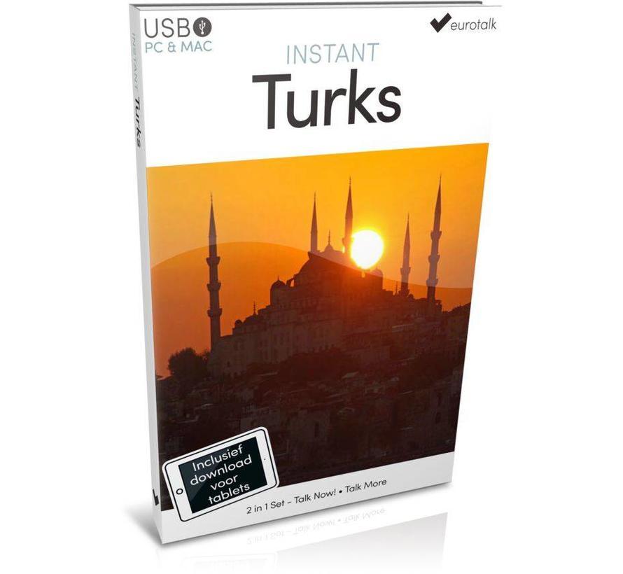 Instant Turks voor Beginners