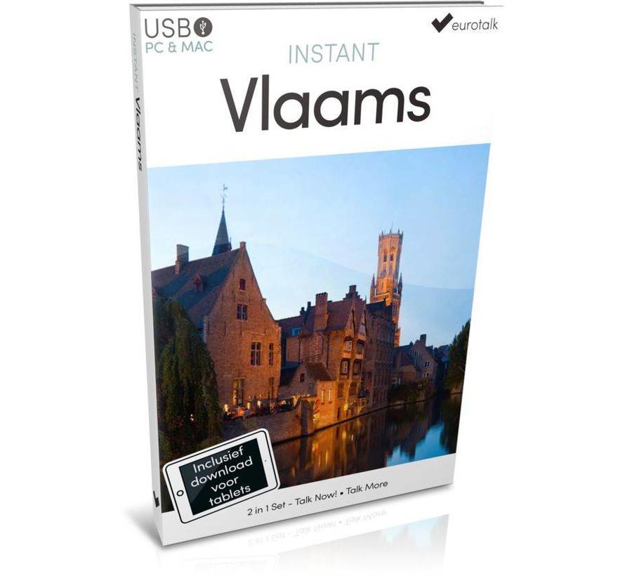 Instant Vlaams voor Beginners (Nederlands  België)