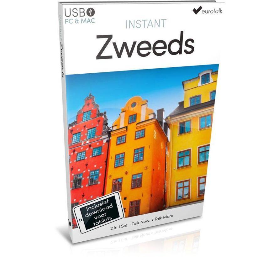 Instant Zweeds voor Beginners