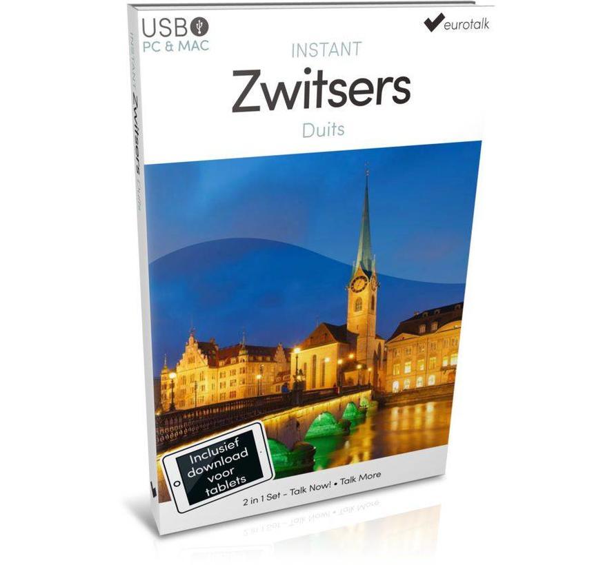 Instant Zwitsers-Duits voor Beginners