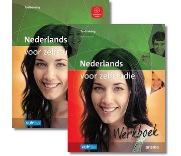Prisma taalcursussen Prisma Nederlands voor Zelfstudie + Werkboek Pakket