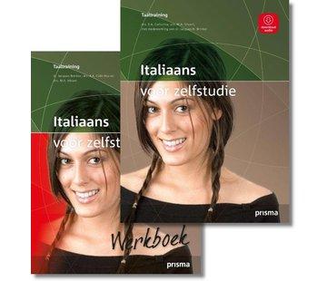 Prisma taalcursussen Prisma Italiaans voor Zelfstudie + Werkboek Pakket