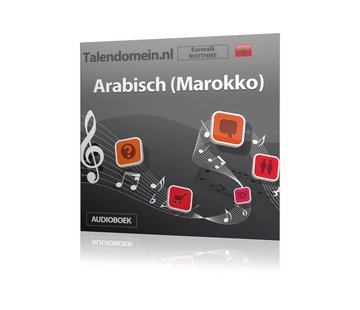 Eurotalk Rhythms Leer Marokkaans voor Beginners - Audio taalcursus (Download)