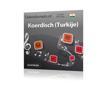 Eurotalk Rhythms Leer Koerdisch (Kurmanji) voor Beginners - Audio taalcursus Download