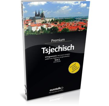 Eurotalk Premium Complete taalcursus Tsjechisch - Eurotalk Premium