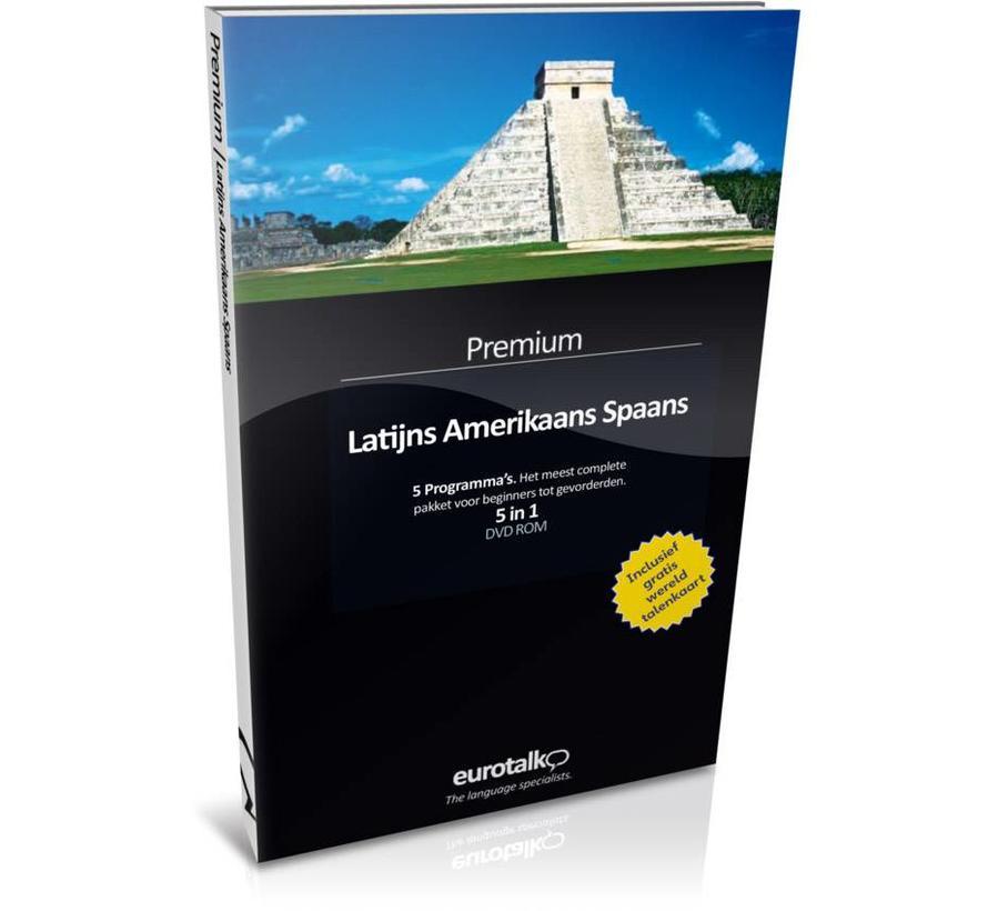 Complete taalcursus Latijns Amerikaans Spaans - Eurotalk Premium