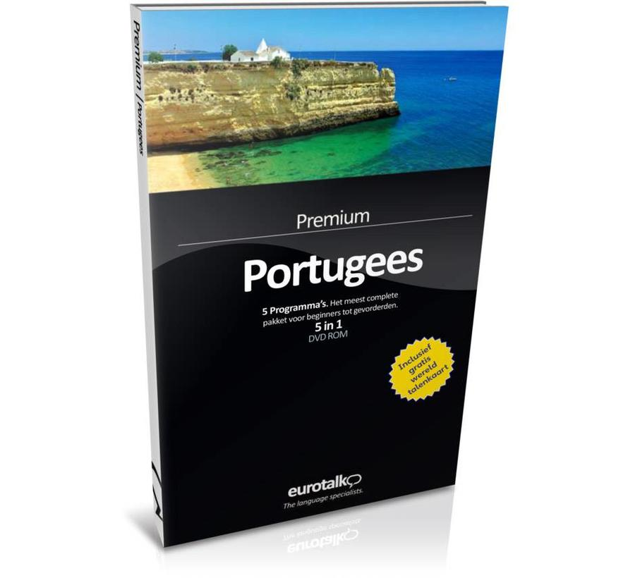 Complete taalcursus Portugees - Eurotalk Premium