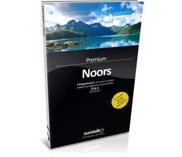 Eurotalk Premium Complete taalcursus Noors - Eurotalk Premium