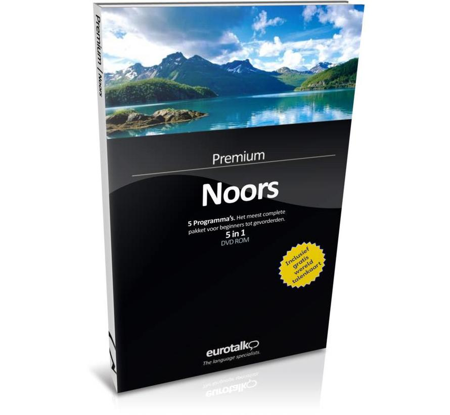 Complete taalcursus Noors - Eurotalk Premium