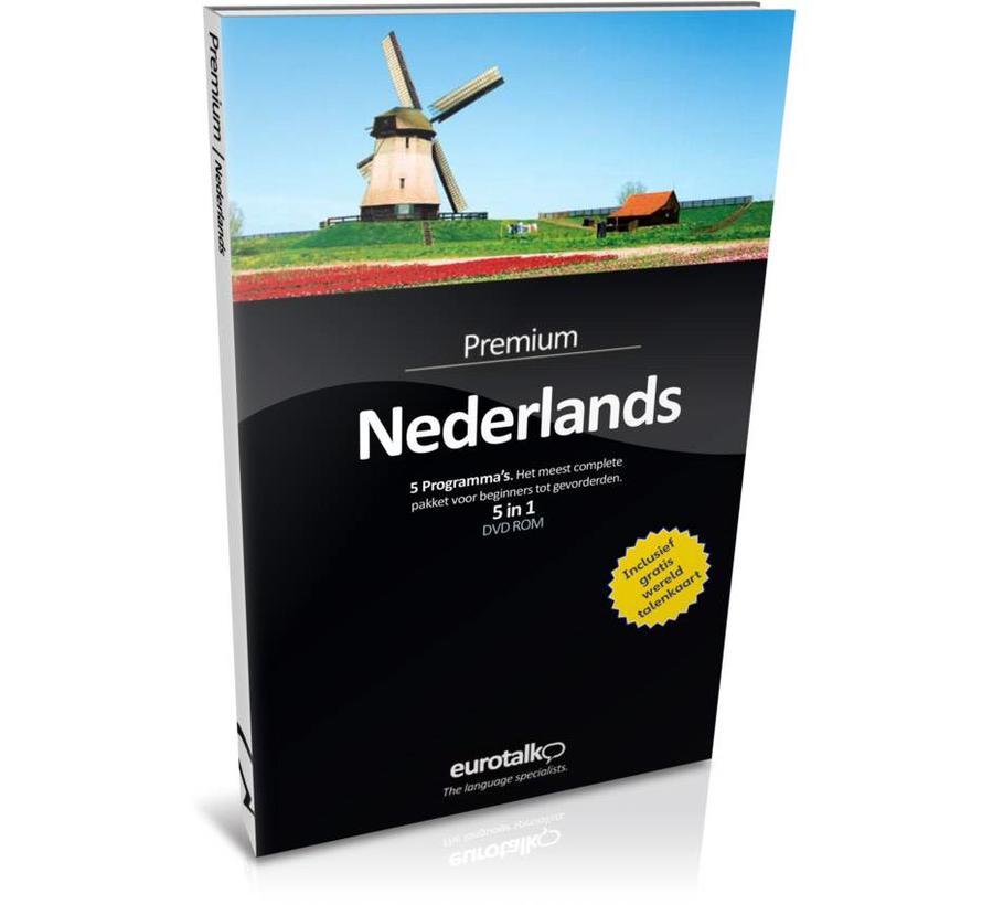 Complete taalcursus Nederlands - Eurotalk Premium