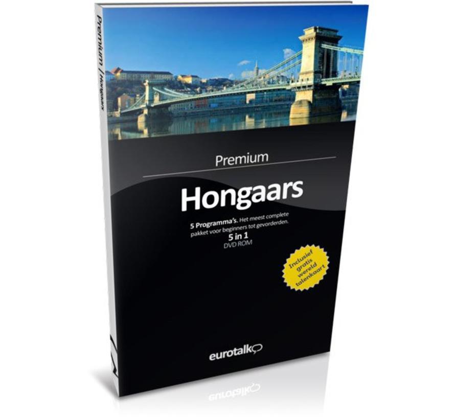 Complete taalcursus Hongaars - Eurotalk Premium
