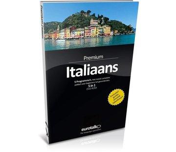 Eurotalk Premium Complete taalcursus Italiaans - Eurotalk Premium