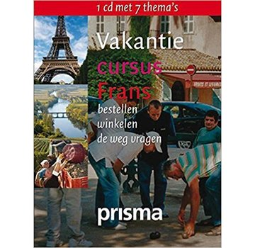 Prisma Download Vakantie cursus Frans - Luistercursus Frans (Download)